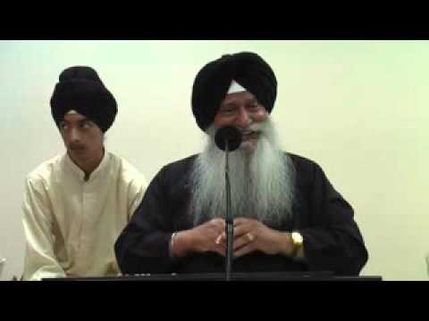 Singh Sahib Prof. Darshan Singh ji - Sidh Gosat Lesson 15 - August 19, 2011