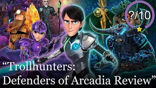 Trollhunters: Defenders of Arcadia Review [PS4, Switch, Xbox One, & PC] (Video Game Video Review)