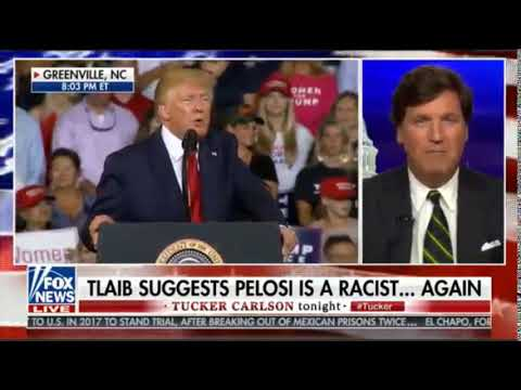 Tucker Carlson Tonight FULL 7/17/19 - President Trump attacks AOC, Ilhan Omar at NC rally FOX NEWS
