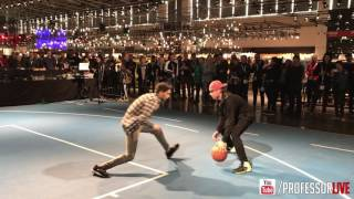 The Professor vs Fans in Germany at ISPO thumbnail