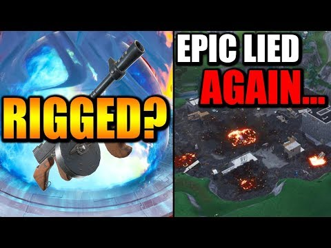 PRO Players Say The Unvaulted Event Was RIGGED! Did Epic Just LIE AGAIN?