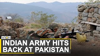 Indian Army hits back at Pakistan, 7-8 Pak Army soldiers killed near LoC | World News | WION News