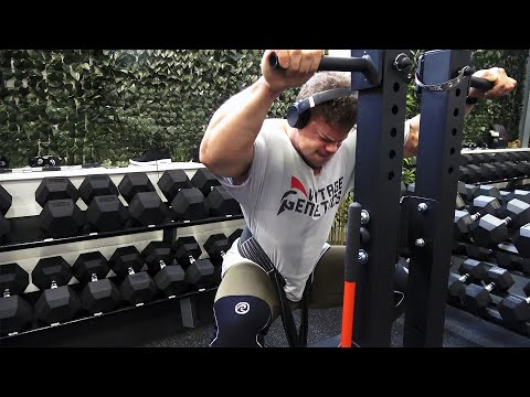 LEG WORKOUT - Save Your Lower Back!
