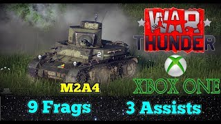 War Thunder XB1 || INSANE FIRST GAME - Xbox One Early Access