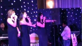 Sensation girls band live for Sahara India