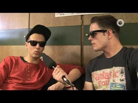 Boys Noize Interview- Berlin Festival - XEN.ON TV