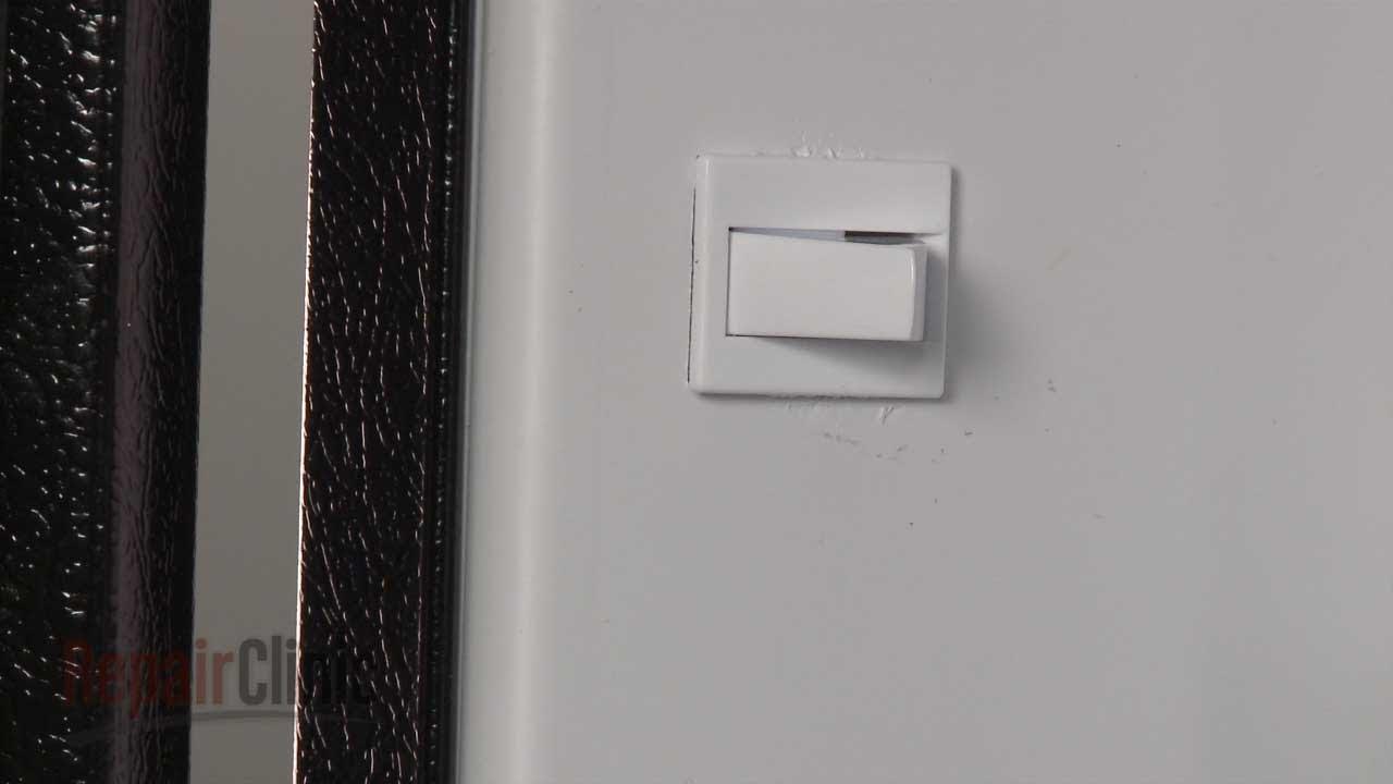 Whirlpool Refrigerator Freezer Replace Door Switch