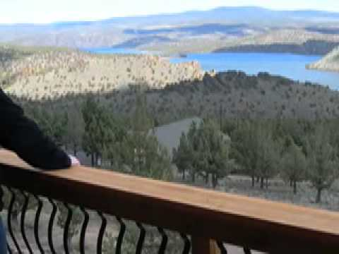 Land for sale Prineville, OR - waterfront view 2.5 acres
