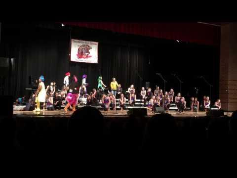 BEAT Syncopation Chesterton Show Choir Performance