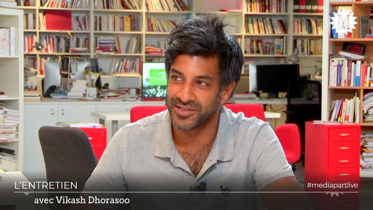Vikash Dhorasoo : « On peut être de gauche et jouer pour Berlusconi »
