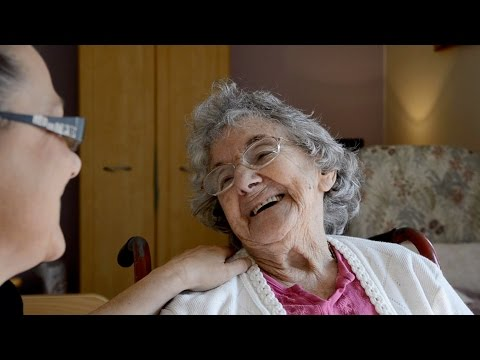 The Old Vicarage Care Home   What our Residents Say HD 1080p