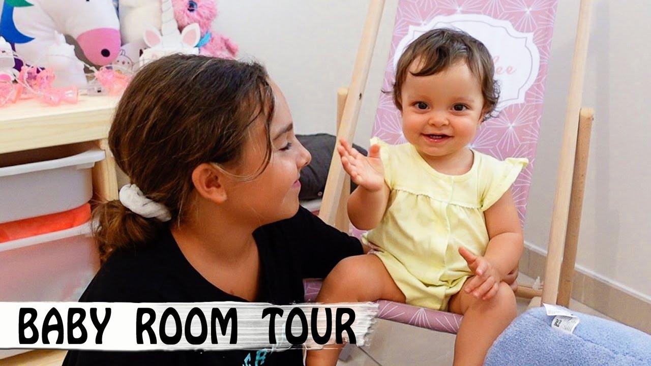 Download ROOM TOUR : On commence la chambre de Jessy ! 🍼