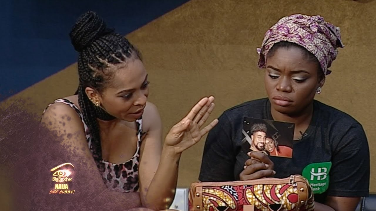 Download After the Wedding' went viral   Big Brother: See Gobbe   Africa Magic