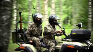 Русская механика Армейский снегоход, Армейский мотовездеход, рм 800 utv