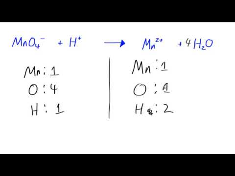 OCR AS Chemistry - Balancing Ionic Equations - Example 2