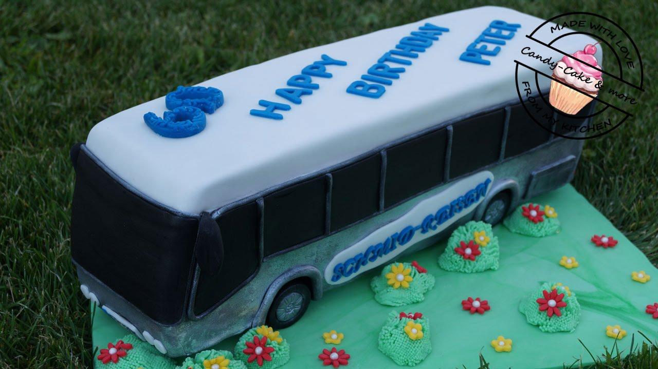 reisebus torte i motivtorte i bus torte i bus cake. Black Bedroom Furniture Sets. Home Design Ideas