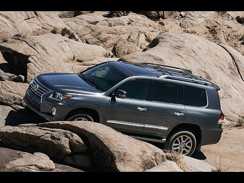 2015 lexus lx 570 interior and exterior compact suv review - youtube