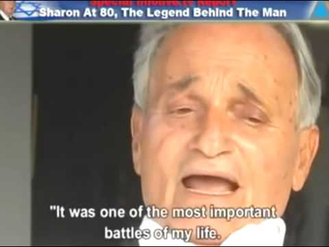 Ariel Sharon   The Legend Behind The Man   Documentary