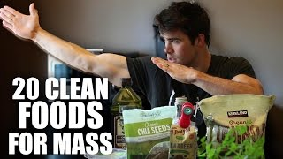 Video Trouble Gaining Muscle? | 20 Clean Foods For Hard Gainers download MP3, 3GP, MP4, WEBM, AVI, FLV Agustus 2018