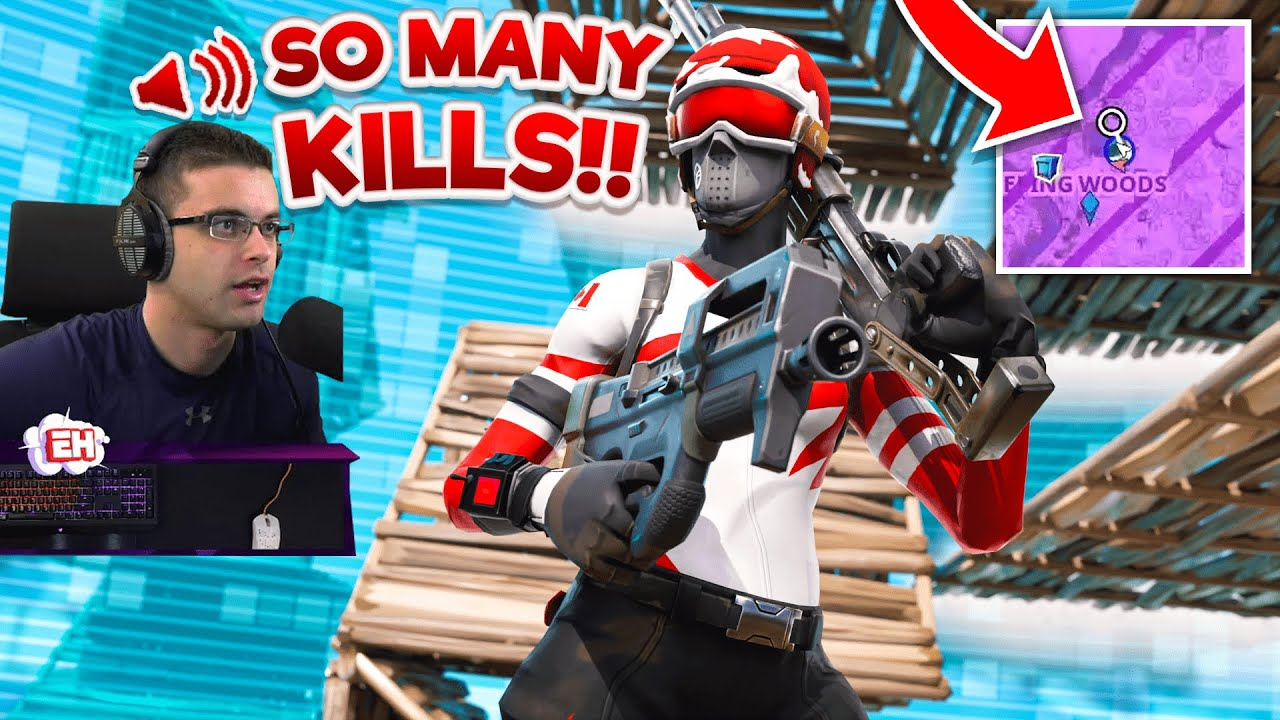 This is Fortnite COMPETITIVE! (Pro scrim end-games) thumbnail