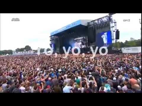 Die Antwoord - Enter The Ninja (Traducción en español y en vivo en Pokkelpoq 2014)