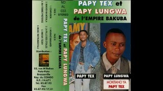 PAPY TEX  &  PAPY LUNGWA   -    MUSIC INSTRUMENTALE