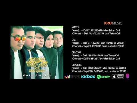 Kaulah Dia - Caliph Buskers (Official Audio Clip)