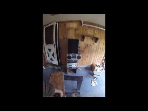 Real Estate Property Clean Out Job March 27, 2017