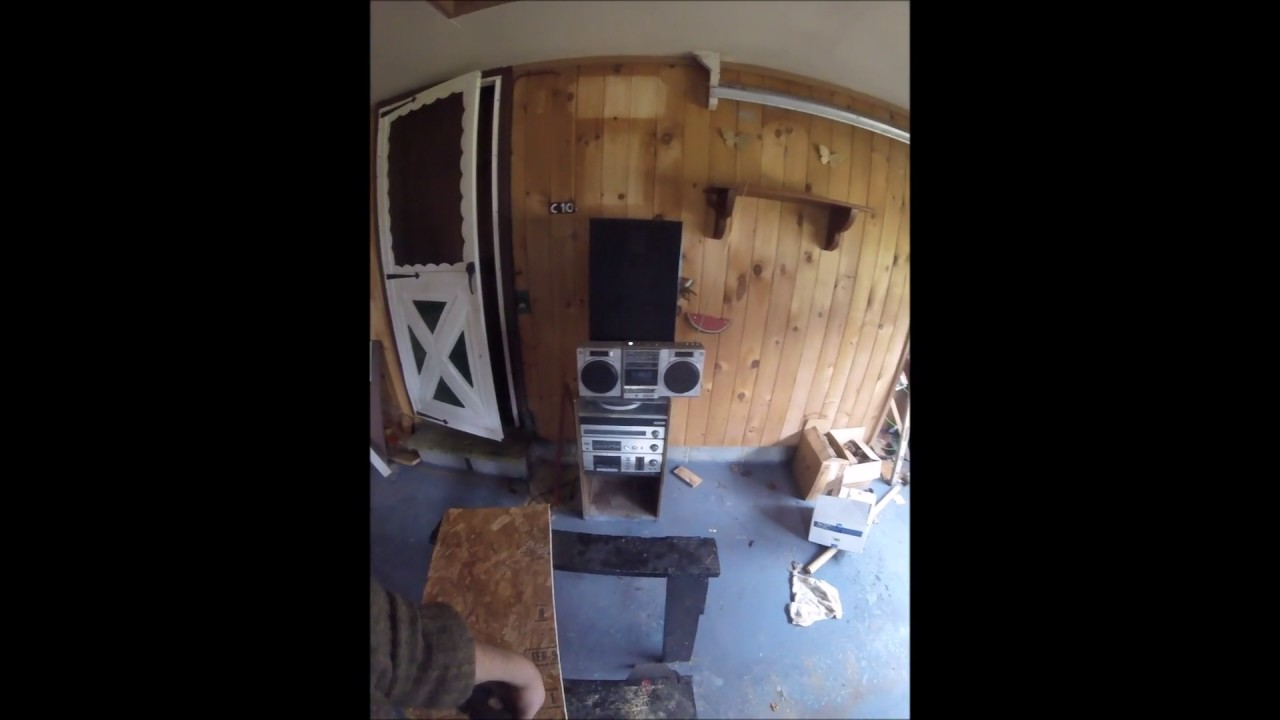 Real Estate Property Clean Out Job March 27 2017