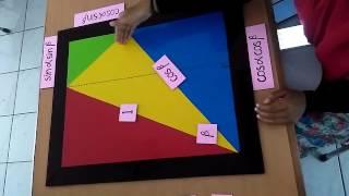 Media Manipulatif - Pembuktian integral dengan pendekatan jumlah Riemann dan Rumus Trigonometri