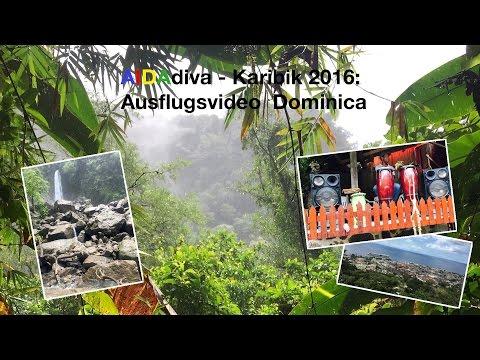 Dominica - AIDA Diva Kreuzfahrt Karibik 2016