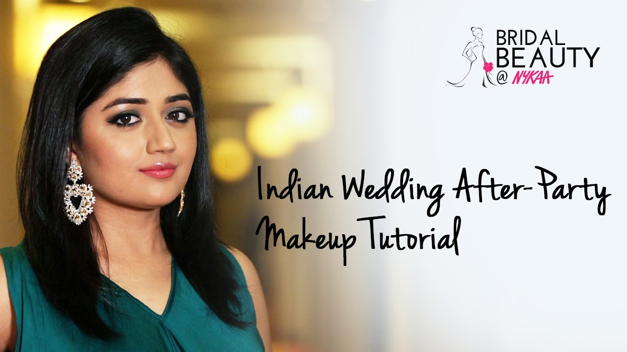 Indian Wedding After-Party Makeup Tutorial | Corallista - YouTube