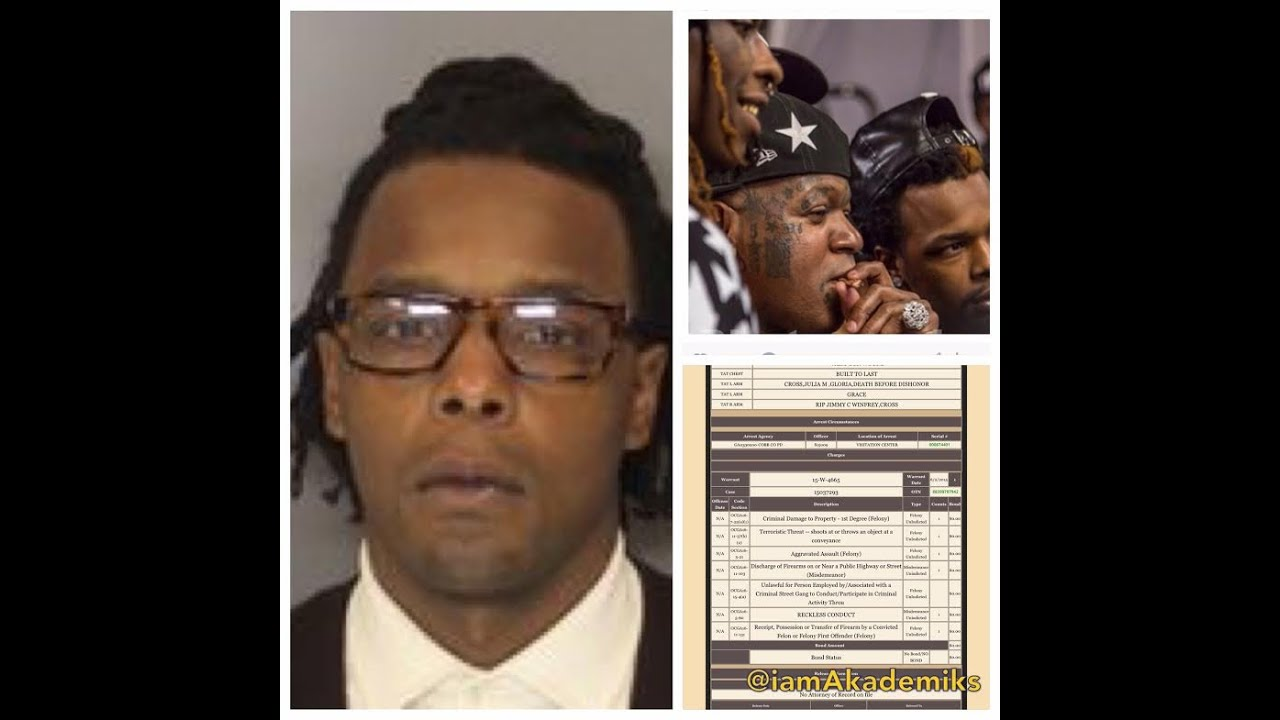 Colorado Shooting Lil Wayne Video: Young Thug Road Manager 'Pewee' Finally Turns Himself In