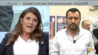 Salvini: 'Pisapia, non basta una spugnetta per lavarsi la coscienza'