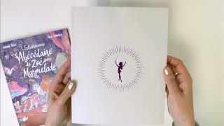 bande annonce de l'album L'extraordinaire abécédaire de Zoé Marmelade