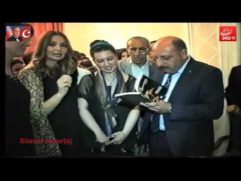 Genel Başkanımız Mehmet Nuri Parmaksız için Bakü