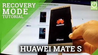 Recovery Mode HUAWEI Mate S - How to enter HUAWEI eRecovery