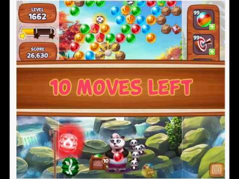 Panda Pop- Level 1662