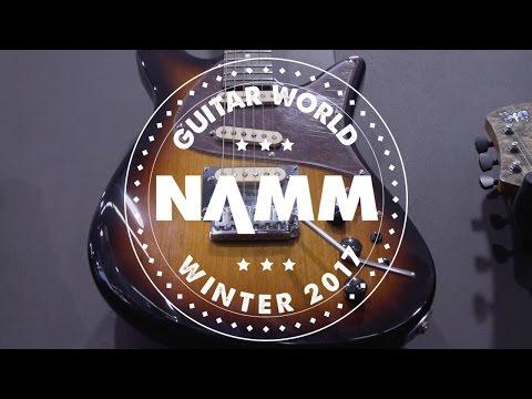 NAMM 2017 - Fodera Guitars and Basses
