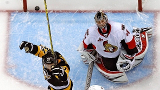 Penguins batter Senators to take 3-2 series lead