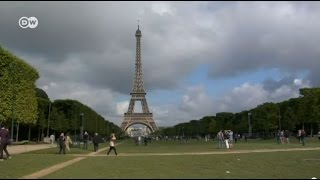 Париж - город любви и грубых официантов