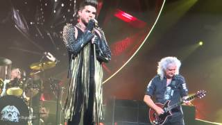 Q+AL - Killer Queen & Somebody to Love - Wells Fargo Center - Philly, PA