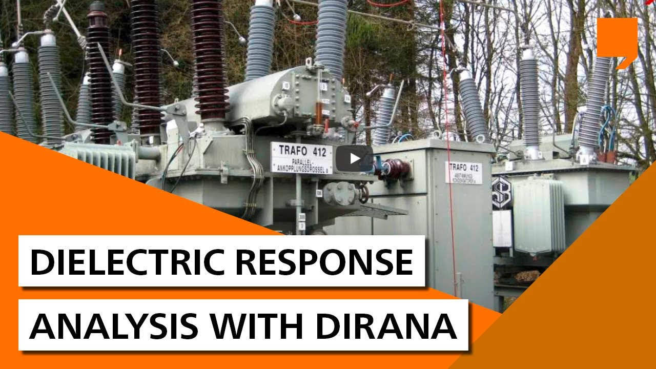 Dielectric Response Analysis With Dirana Youtube Test Equipment Gt Circuit Breakers Transformers Premium