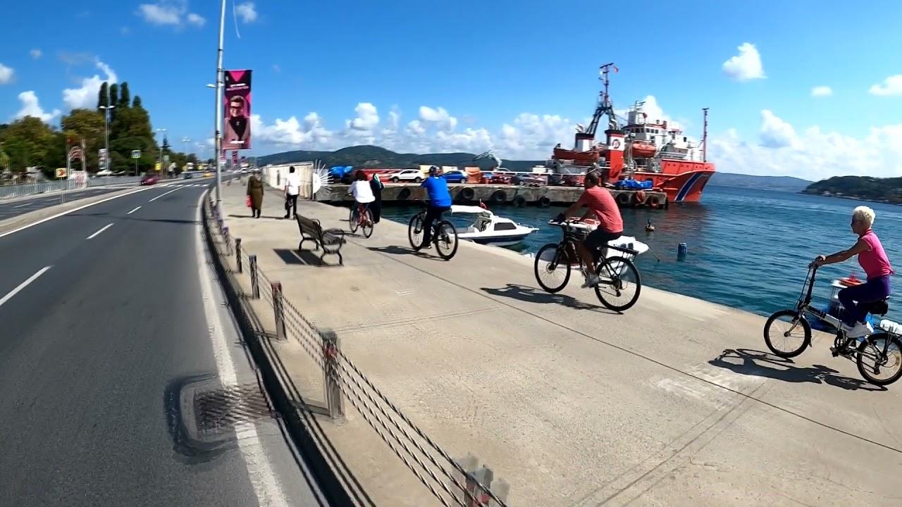 Sarıyer Bisiklet Turları - Boğaz Yolu