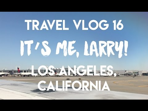 US TRAVEL VLOG DAY 2: Los Angeles to New York