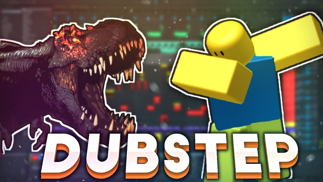 Making Dubstep Using Roblox Sounds Youtube