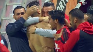ملخص مباراة اتحاد العاصمة 2-1 شباب قسنطينة | المتصدر يقلب الطاولة على السنافر | الدوري الجزائري