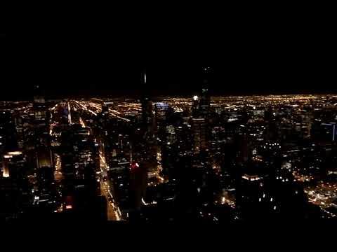 Skyscraper John Hancock 96 floor - Chicago IL 2017