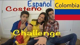 Español Costeño Challenge (Colombia)| TALIANNE.AVENTURAS EN FAMILIA