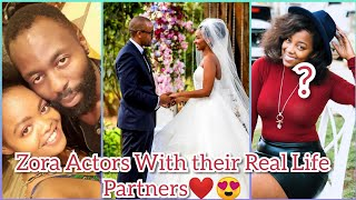 Zora Actors with Their Spouses In Real life/jobs❤😍